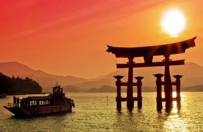 Ferries in Japan